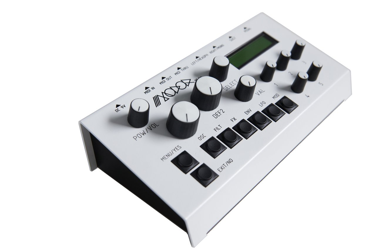 modor digital polyphonic synths   nf-1m